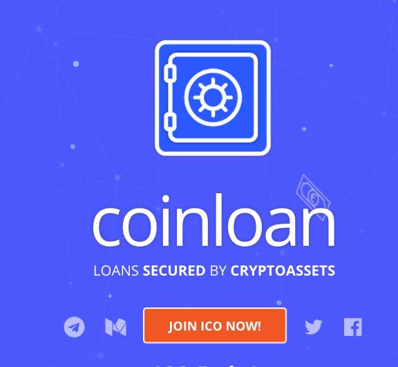 CoinLoan ICO Review