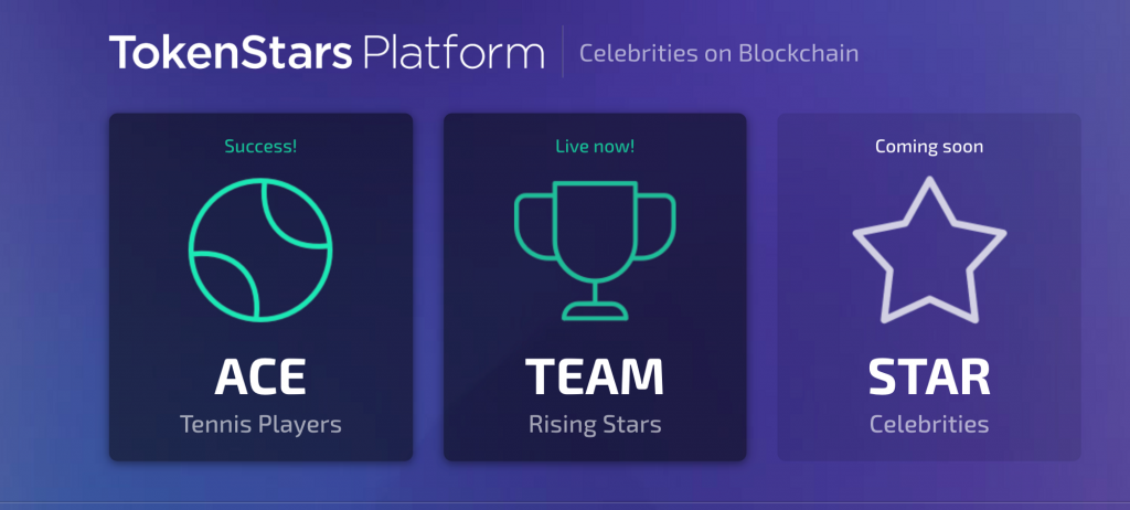 Tokenstars Team ICO