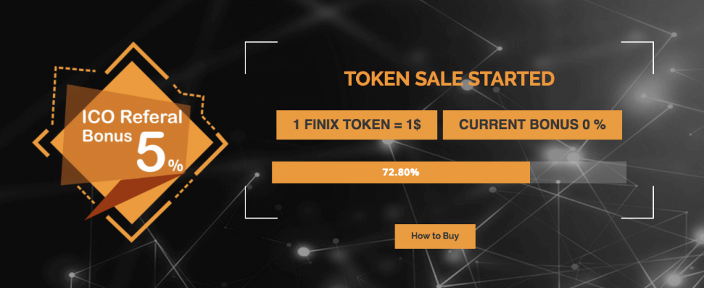 Finix Coin ICO Review Token Sale Start