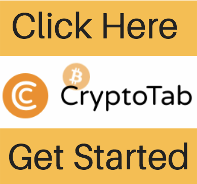 Get CryptoTab Button